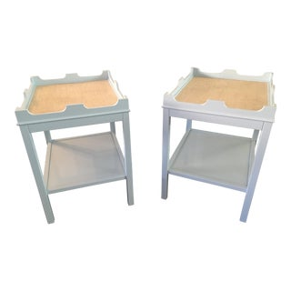 New Oomph Edgartown Side Tables - A Pair