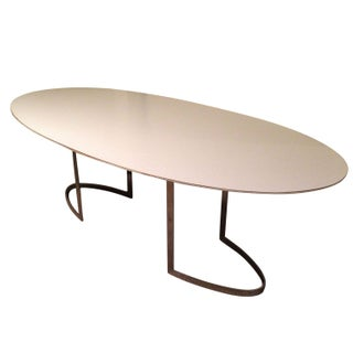 Designer Oval Conference or Dining Table