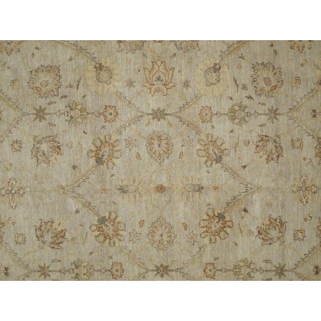 """Leon Banilivi Oushak Carpet - 8'1"""" X 10' - Image 4 of 5"""
