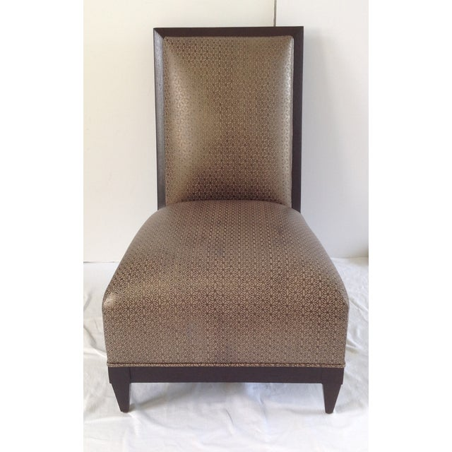 Image of Donghia Panama Occasional Chairs - A Pair