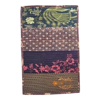 Handmade Textile Bath Mat - 2' X 3'