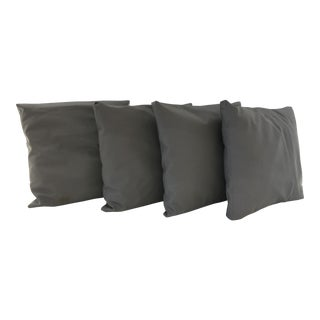 Outdoor Gray Pillows - Set of 4