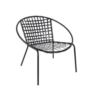 Mid-Century Hoop Design Patio Chair
