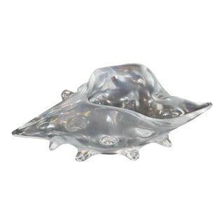 Lizio Zanetti Opalescent Glass Shell