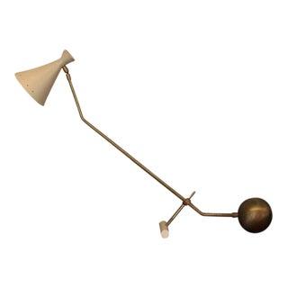 Italian Counterweight Desk Lamp