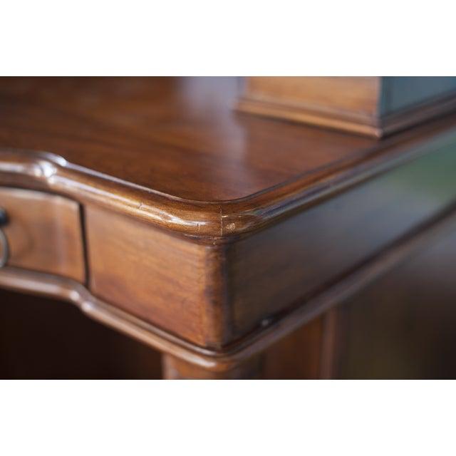Sligh Maple Two-Piece Desk - Image 7 of 10