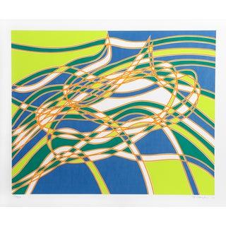 Stanley Hayter, Untitled 3, Silkscreen