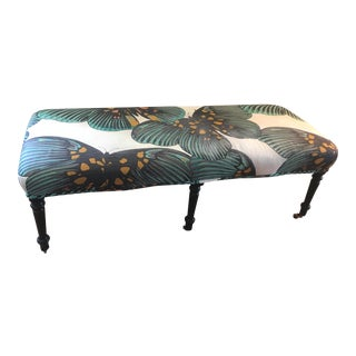 Anthropologie Jacoby Butterfly Bench