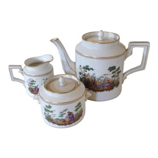 Richard Ginori Tea Set