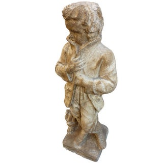 Vintage Young Beethoven Statue