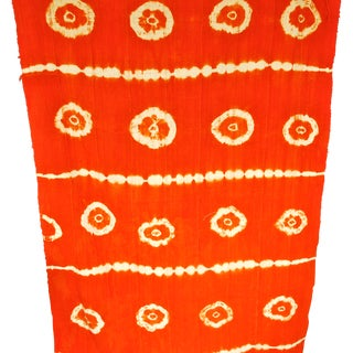 West African Red Blanket