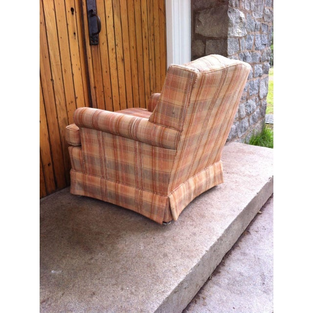 Vintage Ethan Allen Club Chairs - A Pair - Image 5 of 8
