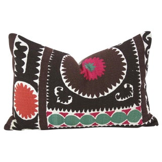 Gul Suzani Lumbar Pillow