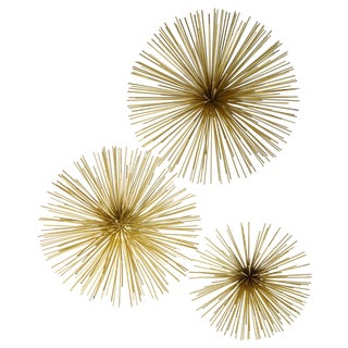 Atomic Burst Wall Urchins - Set of 3