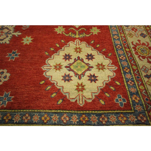 Image of Super Kazak Area Rug Red - 8' x 12'