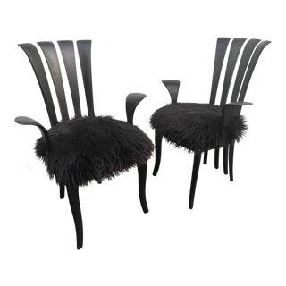 A.sibau Italian Chairs - A Pair