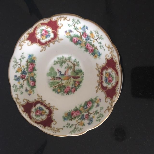 Foley China Tea Cup and Saucer - Image 4 of 6