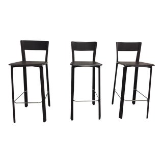 DWR Allegro Barstools - Set of 3