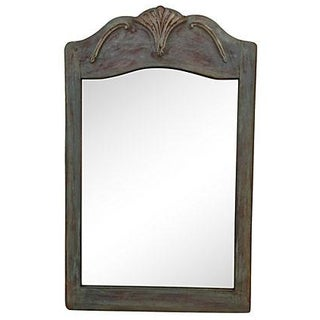 Cushman American Painted Maple Mirror