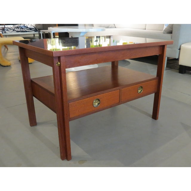 Vintage Fredericia Stole Teak Side Table - Image 3 of 8