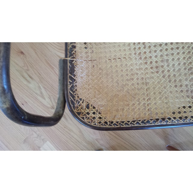 Vintage Stendig Thonet Bentwood Cane Chairs - Set of 4 - Image 9 of 11