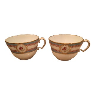 Herend Tea Cups -Set of 2
