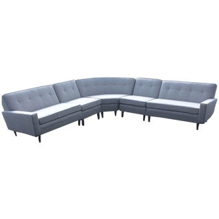 Vintage Mid-Century Sectional Sofa