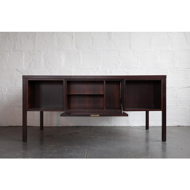 Image of Gunni Omann Mid-Century Model 77 Rosewood Desk