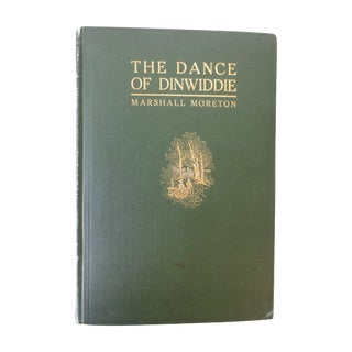 The Dance of Dinwiddie Book