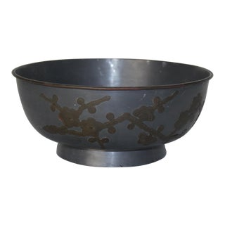 1940's Pewter Bowl