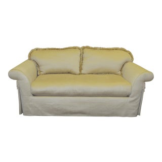 Silk Upholstered Josephine Sofa