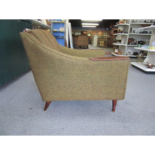 Kroeler Mid-Century Danish Modern Lounge Chair - Image 4 of 11