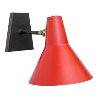 Little Red Hala Wall Lamp