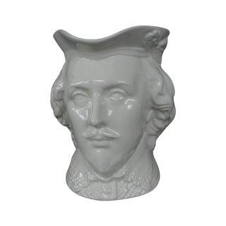 Copeland Spode Sir Francis Drake Pitcher