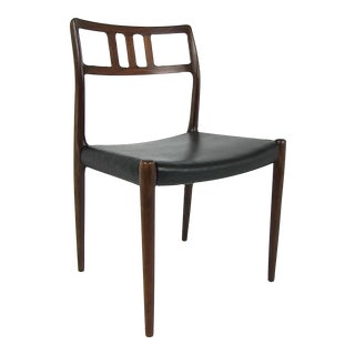 Set of Four Model 79 Rosewood Side Chairs by J.L. Moller