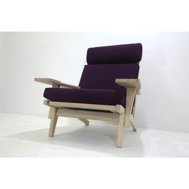 Hans Wegner Mid-Century Modern Chair GE-375 - Image 7 of 11