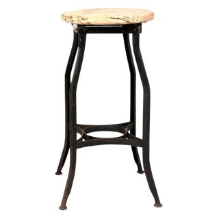 Medium Classic Industrial Stool