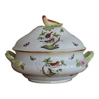 Rothschild Bird Tureen by Herend