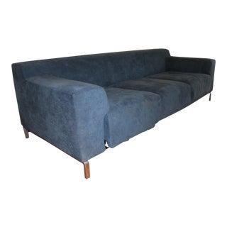 "Emaf Progetti for Zanotta ""Greg"" 3 Seater Sofa"