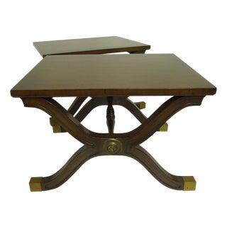 Dorothy Draper Espana Heritage Tables - a Pair
