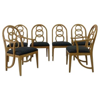 "Jay Spectre ""Perimeter"" Collection Chairs - Set 6"
