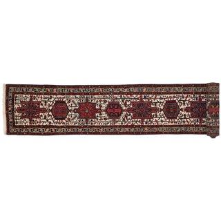 Vintage Persian Heriz Runner - 2′6″ × 14′6″