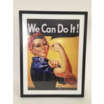 Image of Rosie the Riveter Print