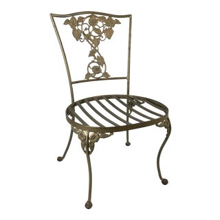 Brown Jordan Morning Glory Dining Chair