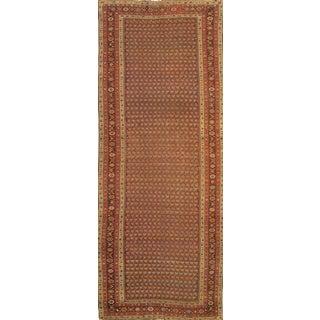 """Pasargad N Y Antique Persian Hamadan Rug - 5'9"""" X 15'"""