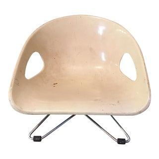 Cosco Mid-Century Modern Kids Chair