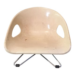 Cosco Mid-Century Modern Kids Chair