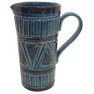 Blue Aldo Londi Pitcher
