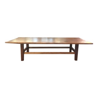 Early American Rustic Coffee Table