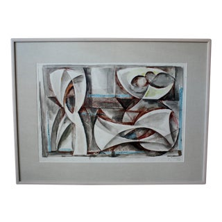 Emanuel Romano Glicenstein Original Artwork